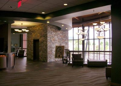 Photo of theater interior 3