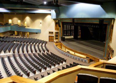 Photo of theater interior 7