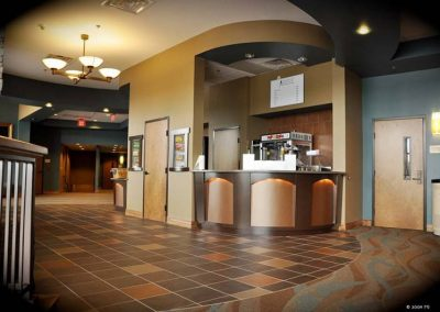 Photo of theater interior 2