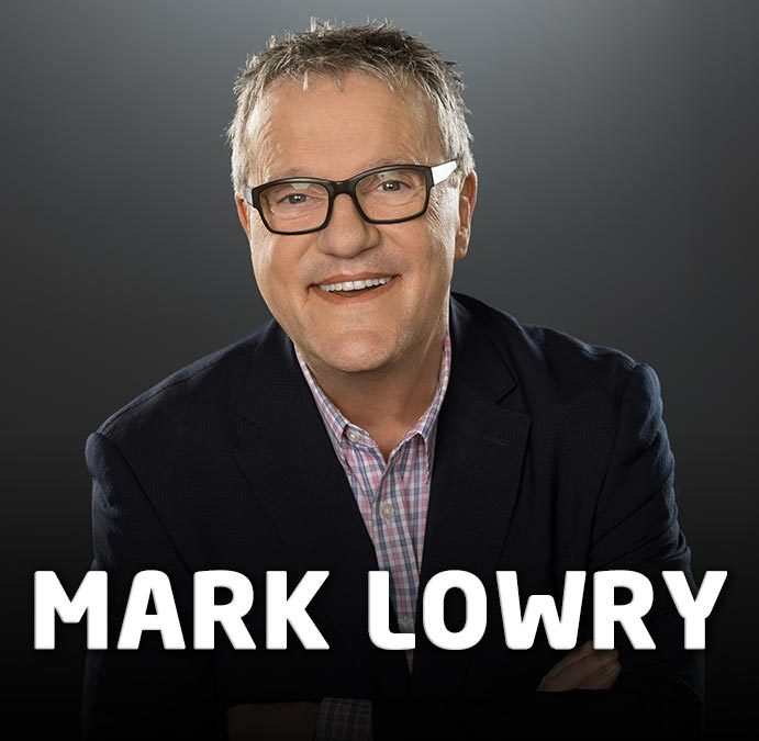 Mark Lowry at the Smoky Mountain Center for the Performing Arts