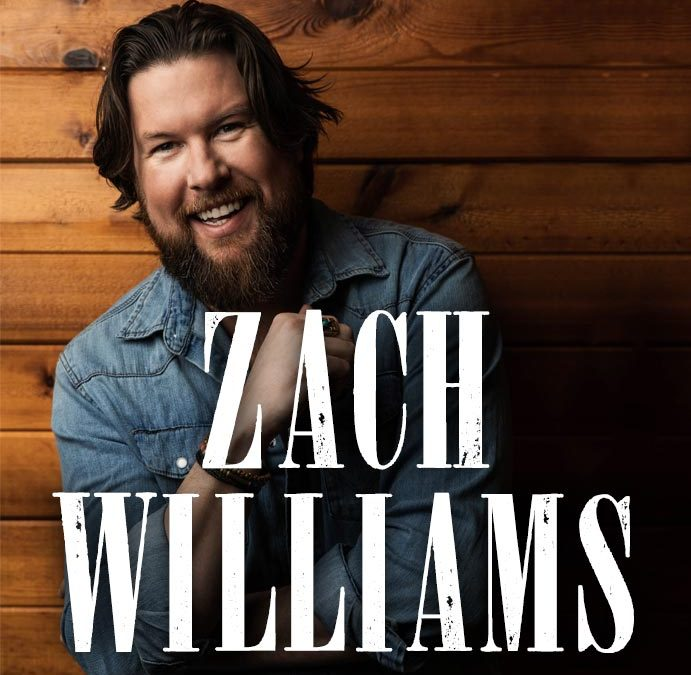 Zach Williams at the Smoky Mountain Center for the Performing Arts