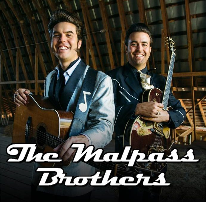 The Malpass Brothers at the Smoky Mountain Center for the Performing Arts