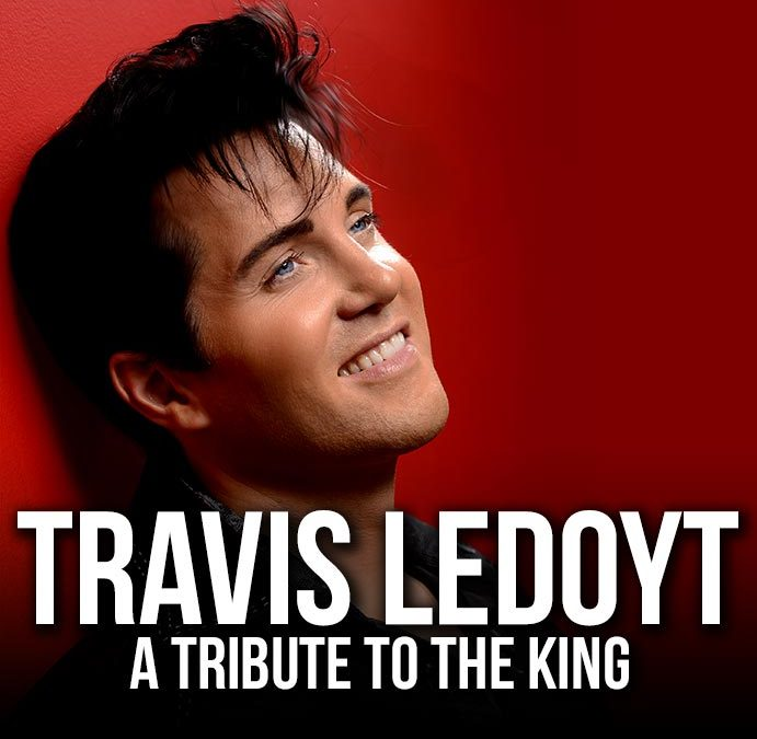 Travis LeDoyt at the Smoky Mountain Center for the Performing Arts