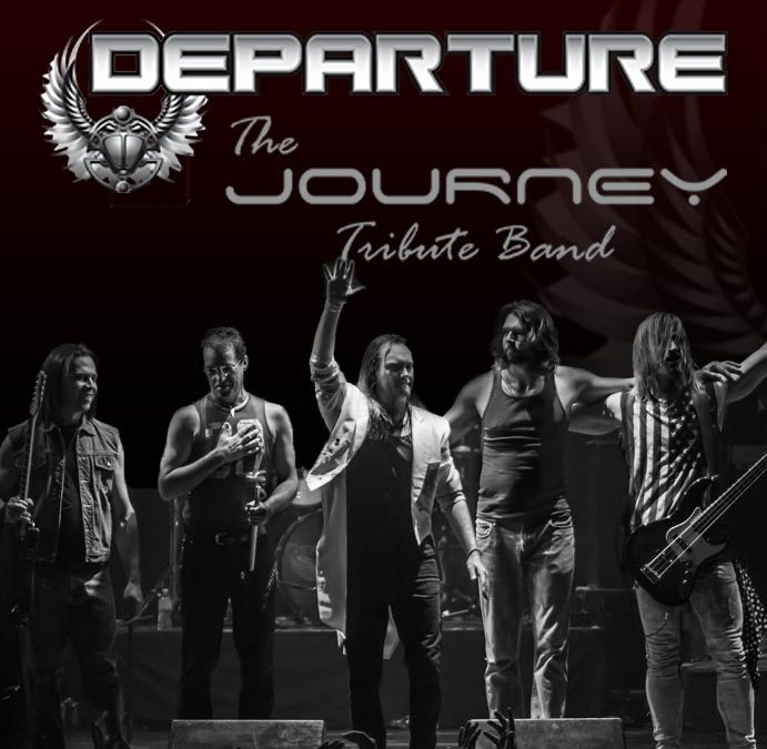 Departure the Journey Tribute Band at the Smoky Mountain Center for the Performing Arts