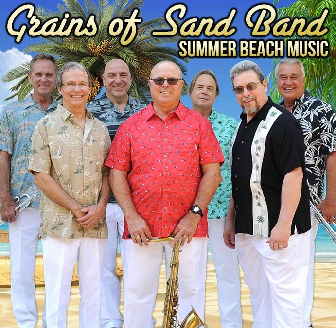 Grains of Sand Band at the Smoky Mountain Center for the Performing Arts