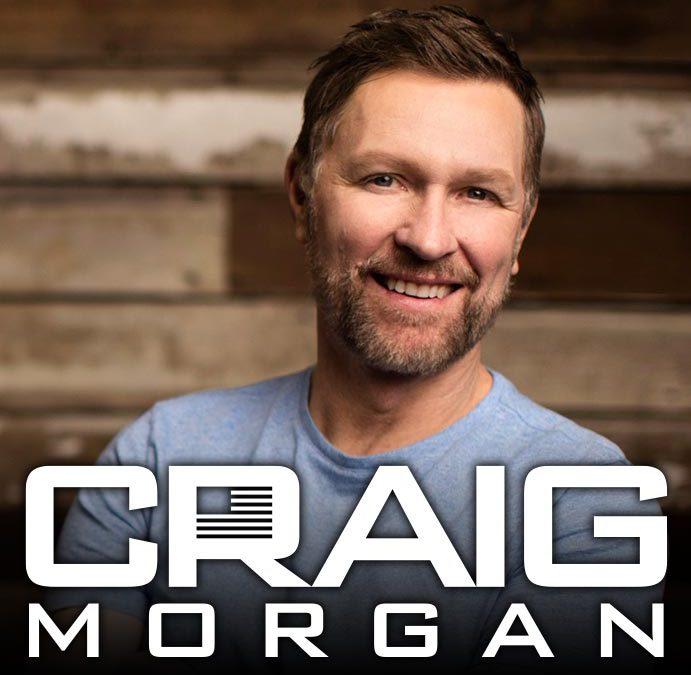 Craig Morgan at the Smoky Mountain Center for the Performing Arts