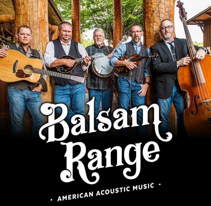 Balsam Range at the Smoky Mountain Center for the Performing Arts