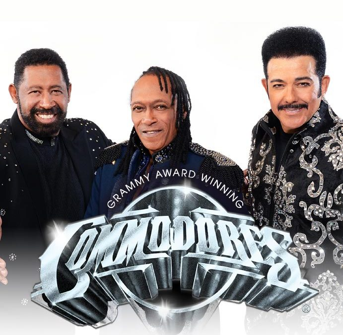 The Commodores at the Smoky Mountain Center for the Performing Arts