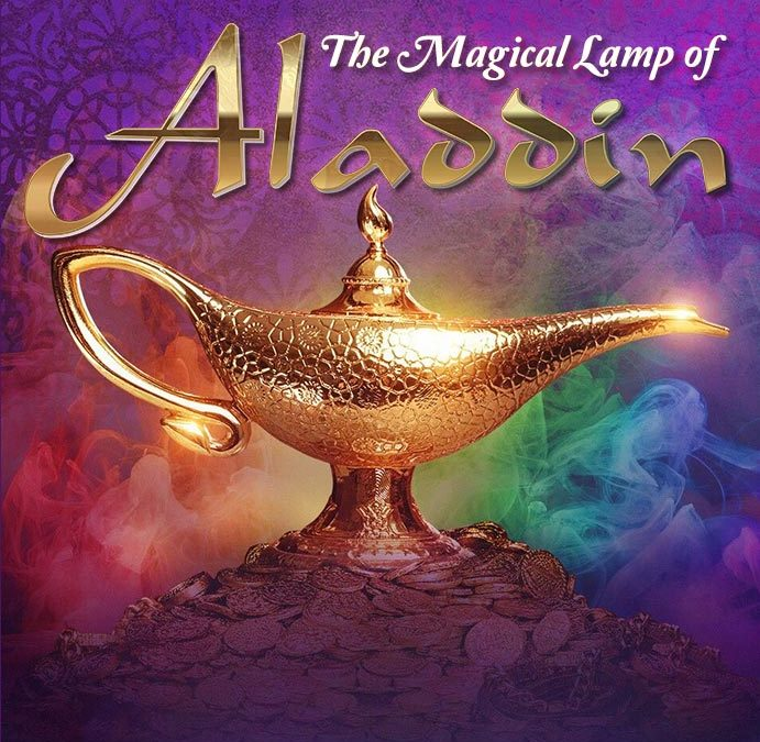 Magical Lamp of Aladdin at the Smoky Mountain Center for the Performing Arts