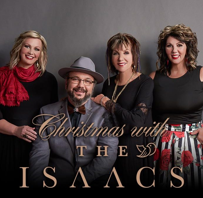 Christmas with the Isaacs at the Smoky Mountain Center for the Performing Arts