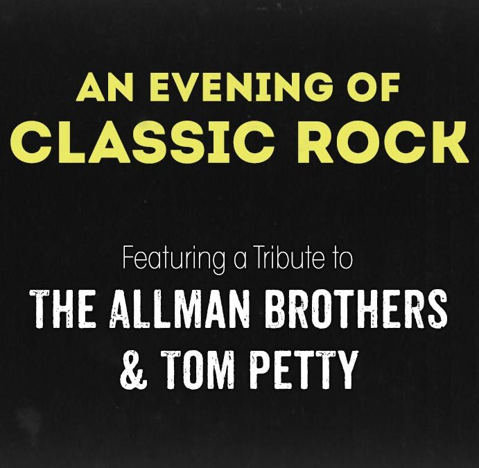 An Evening of Classic Rock at the Smoky Mountain Center for the Performing Arts