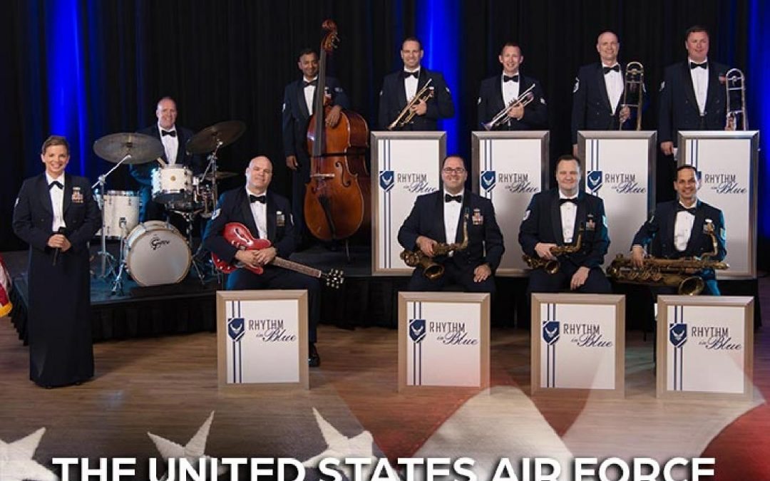The United States Air Force Heritage of America Band Rhythm in Blue Jazz Ensemble